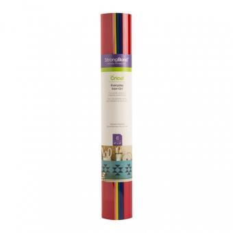 Cricut Flexfolie Everyday Iron-On Sampler, Rainbow