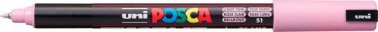 Marker UNI POSCA PC-1MR 0,7 mm hellrosa