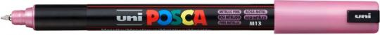 Marker UNI POSCA PC-1MR 0,7 mm metallic rosa
