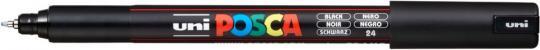 Marker UNI POSCA PC-1MR 0,7 mm schwarz
