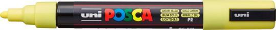 Marker UNI POSCA PC-5M 1,8mm-2,5mm lichtgelb