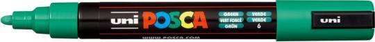 Marker UNI POSCA PC-5M 1,8mm-2,5mm grün