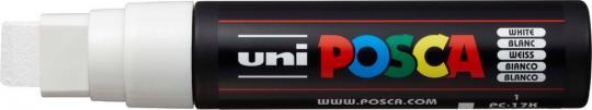 Marker UNI POSCA PC-17K 15 mm weiß
