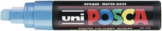 Marker UNI POSCA PC-17K 15 mm hellblau