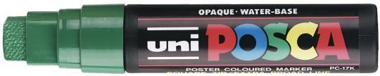 Marker UNI POSCA PC-17K 15 mm grün