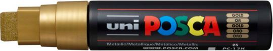 Marker UNI POSCA PC-17K 15 mm gold