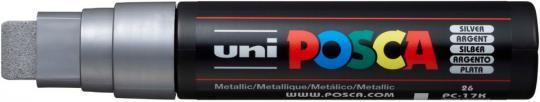 Marker UNI POSCA PC-17K 15 mm silber