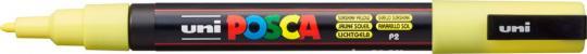 Marker UNI POSCA PC-3M 0,9mm-1,3mm lichtgelb