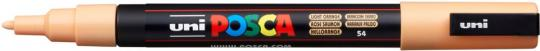 Marker UNI POSCA PC-3M 0,9mm-1,3mm hellorange
