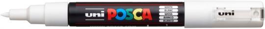 Marker UNI POSCA PC-1MC 0,7 mm weiß