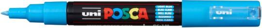 Marker UNI POSCA PC-1MC 0,7 mm hellblau