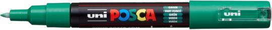 Marker UNI POSCA PC-1MC 0,7 mm grün