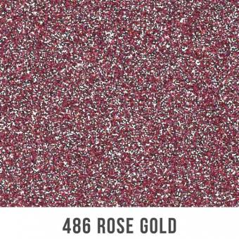 POLI-FLEX PEARL GLITTER Flex-Folie A4 486 ROSE GOLD