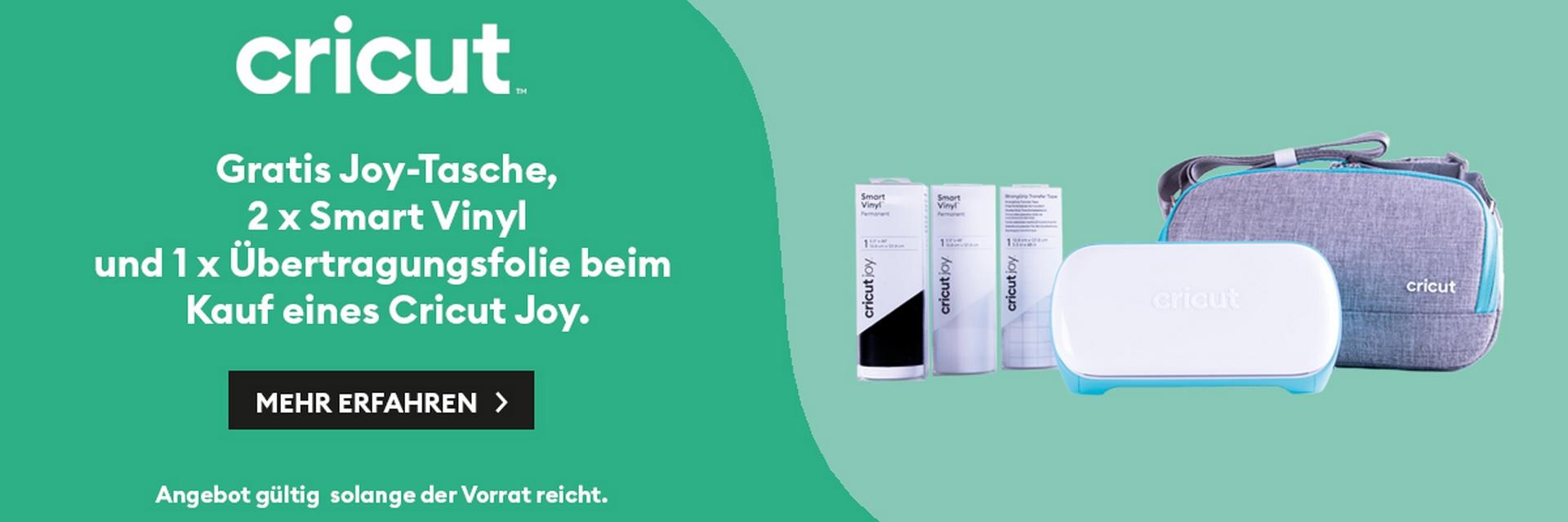 Cricut Promo Joy